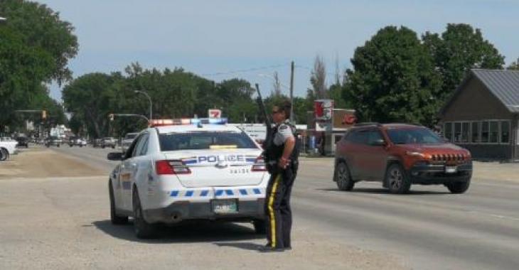 Des nouvelles de la ville du Canada en état d'urgence