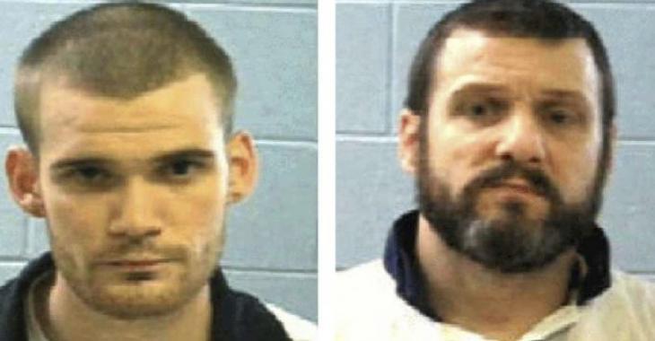 Les autorités recherchent activement deux évadés armés et dangereux