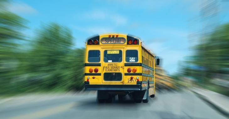 Accident | Collision impliquant un autobus scolaire