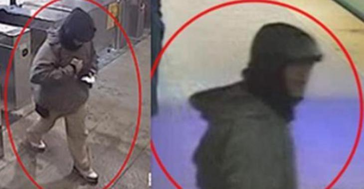 Photos du suspect recherché
