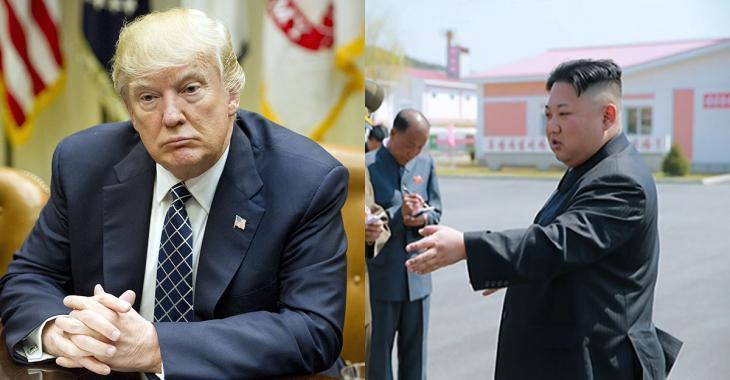 Corée du Nord |Trump durcit le ton