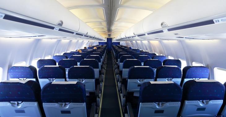 VIDÉO | Scène d'horreur dans un avion