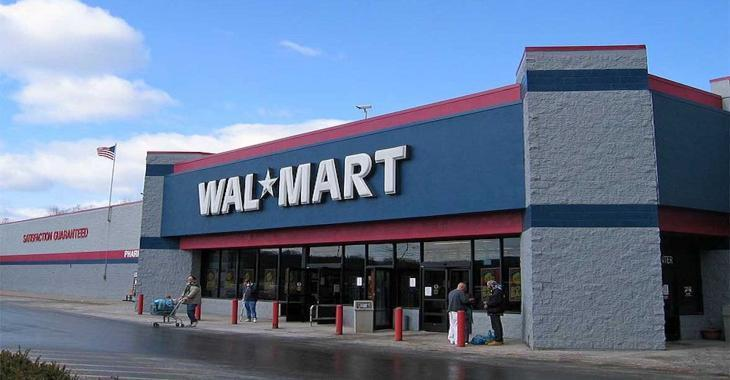 Une bien macabre découverte dans un Walmart