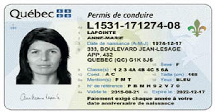 De GROS changements sur votre permis de conduire