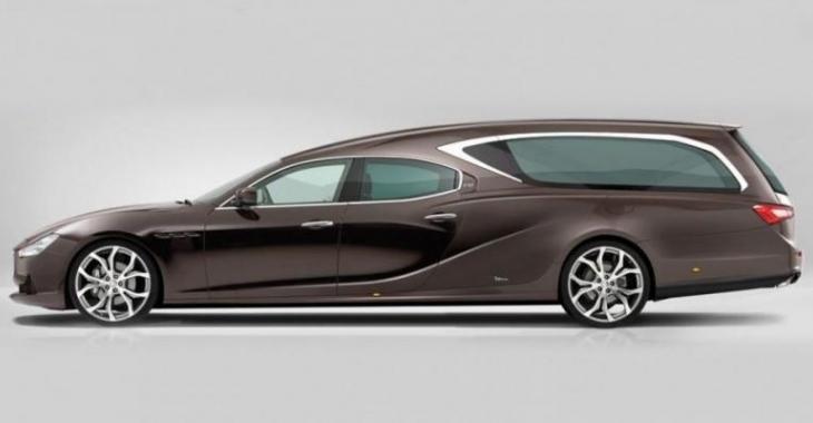 Un nouveau modèle de voiture qui sort de l'ordinaire!