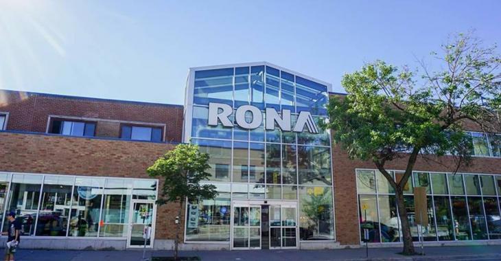 Rappel de produits vendus chez Rona