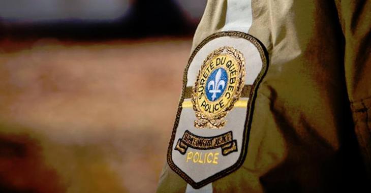 Un important déploiement policier à travers la province