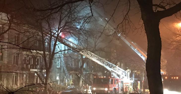 Alerte générale dans un immeuble à Montréal