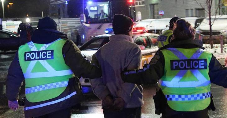 Grosse prise pour la police!