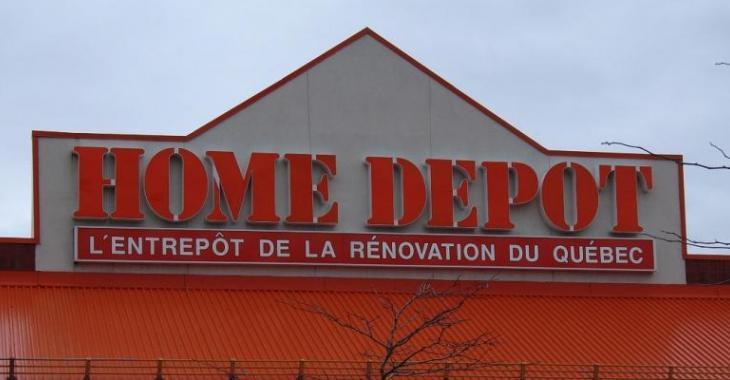 Home Depot a d'excellentes nouvelles pour les travailleurs québécois!