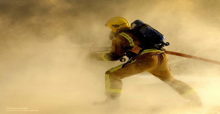 Un restaurant passe au feu