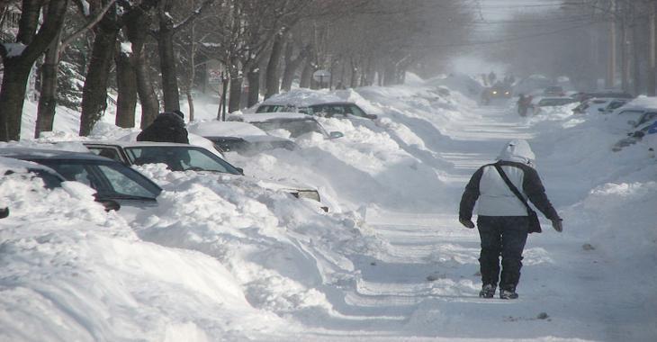 Environnement Canada lance de sérieux avertissements pour plusieurs régions du Québec