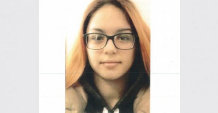 Avez-vous vu cette jeune femme de 17 ans?