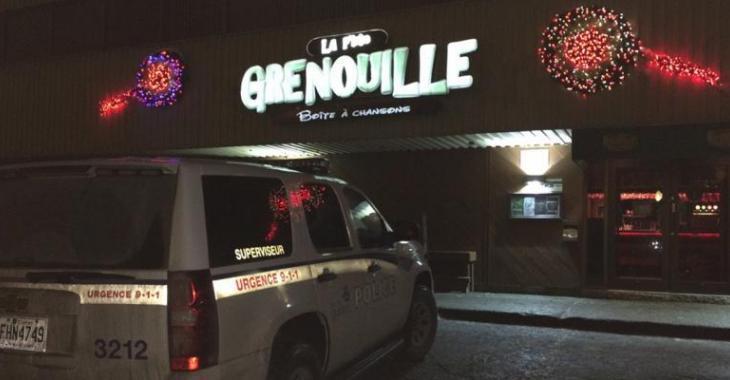 Un jeune homme de 19 ans meurt tragiquement au bar la Petite Grenouille de Charlesbourg.