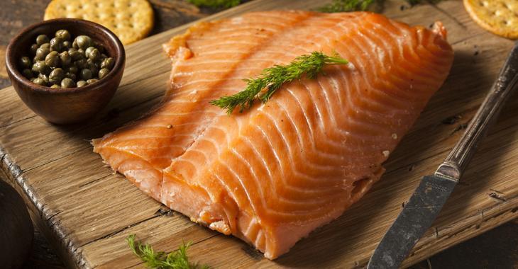 Le saumon bio plus contaminé que les autres!