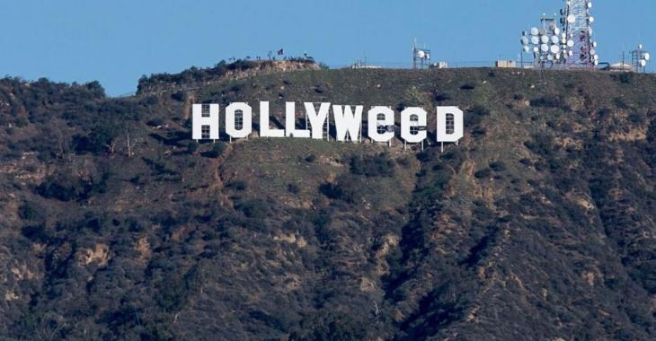 Vandalisme à Hollywood!
