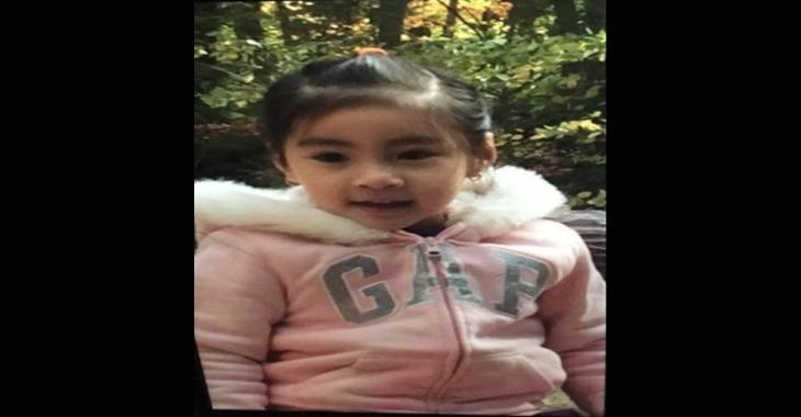 ALERTE AMBER  Petite fille de 4 ans disparue