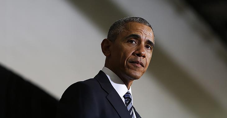 Importante demande du président Obama