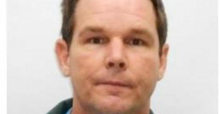 Un homme en liberté illégale activement recherché par la police