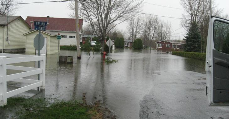 Tout ce qu'il faut savoir sur les inondations attendues au Québec ces prochains jours