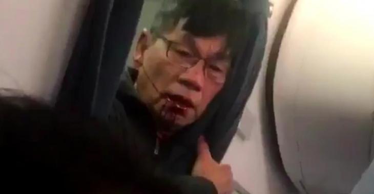 Informations troublantes sur le passager d'United Airlines brutalement sorti de l'avion