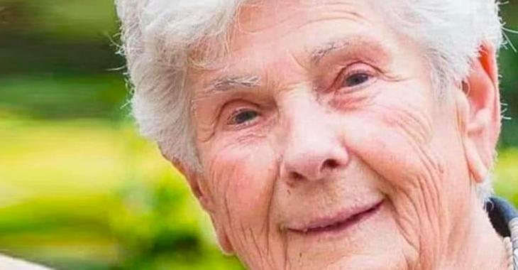Une femme de 90 ans meurt du coronavirus en cédant son respirateur à quelqu'un de plus jeune.