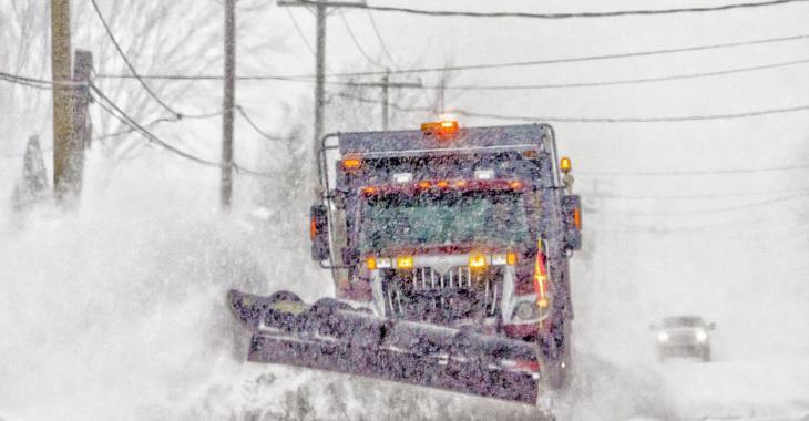 Plusieurs régions du Québec bientôt frappées par une tempête de neige majeure.
