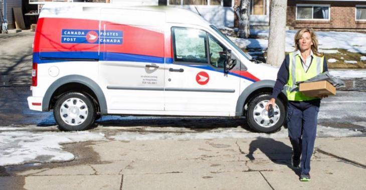Postes Canada fait face à des retards de livraisons semblables aux Fêtes