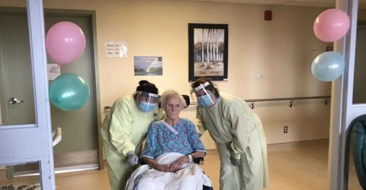 La Santé publique annonce que 13 patients du CHSLD Laflèche sont guéris.