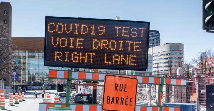 La réouverture des entreprises dans la région de Montréal pourrait être retardée