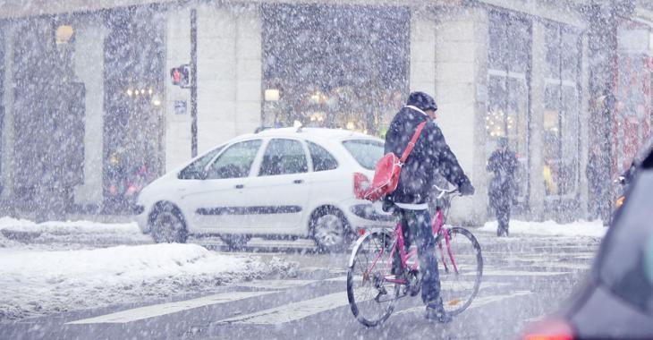 Retour du «froid nordique» et de la neige au Québec