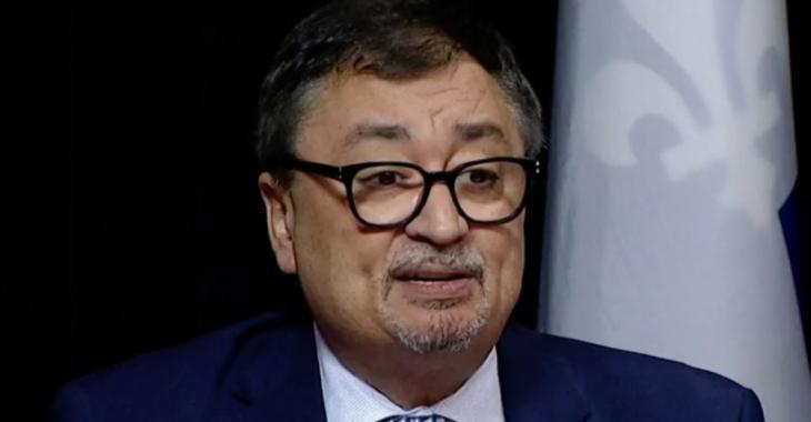 Horacio Arruda: «Ce n'est pas un déconfinement, mais un assouplissement des mesures»