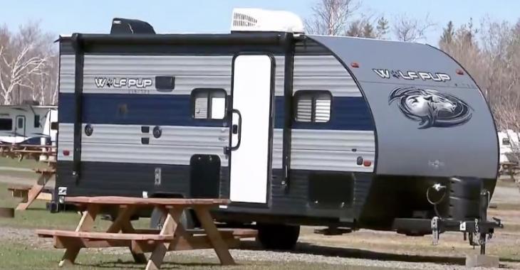 Pertes épouvantables pour les propriétaires de terrains de camping du Québec