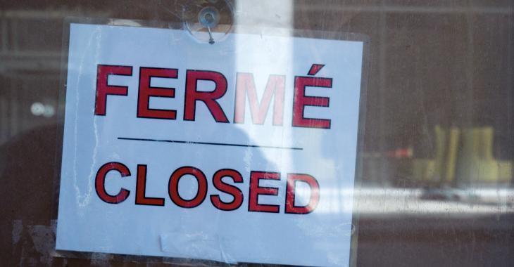 Le Parti Québécois tente d'aider les restaurateurs en réclamant une aide d'urgence.