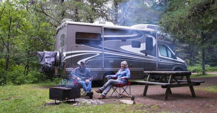Un propriétaire de camping dénonce le gouvernement de ne pas être logique dans ses décisions.