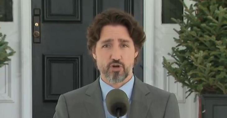 Justin Trudeau lance un important avertissement aux gens qui touchent frauduleusement le PCU
