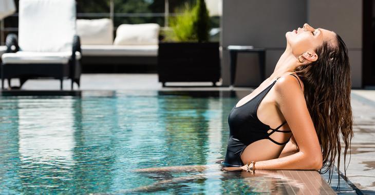 Préparez vos piscines et vos climatiseurs, car il va faire très chaud!