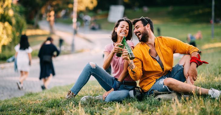 Le SPVM lance un avertissement clair aux citoyens qui souhaitent boire de l'alcool dans les parcs