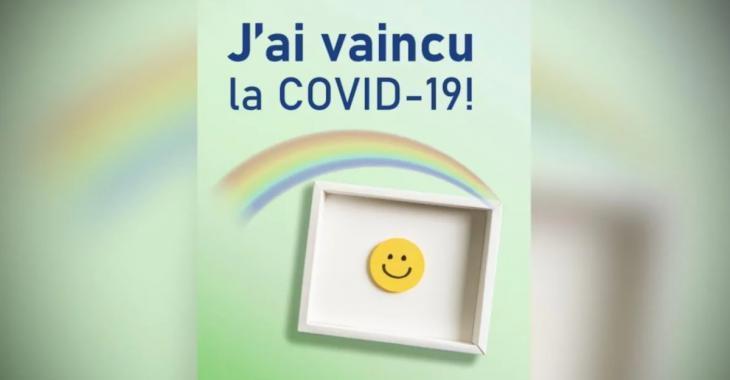 Des résidents de CHSLD qui ont vaincu la COVID-19 reçoivent un certificat