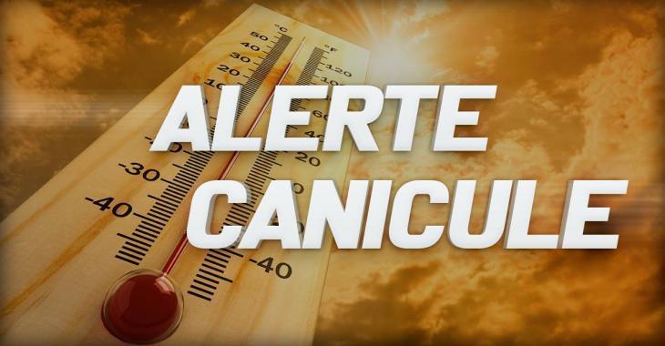 Des records de chaleur pourraient être battus cette semaine!