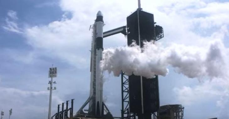 DERNIÈRE HEURE: Suivez en direct le décollage historique de la fusée Space X
