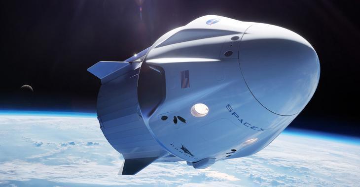 La Station spatiale internationale et le vaisseau Crew Dragon seront visibles dans le ciel du Québec ce soir