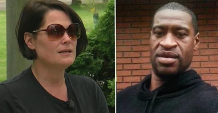 La fiancée de George Floyd brise le silence sur son décès