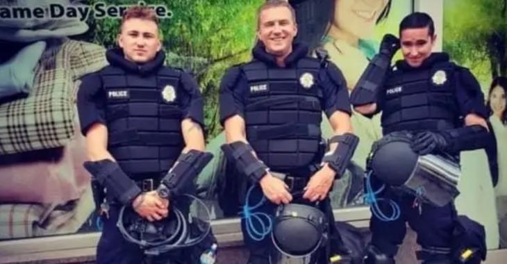 Un policier américain se fait licencier après une publication controversée sur Instagram.