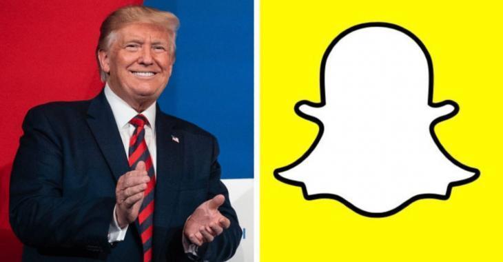 Snapchat accuse Donald Trump d'inciter à la «violence raciale»