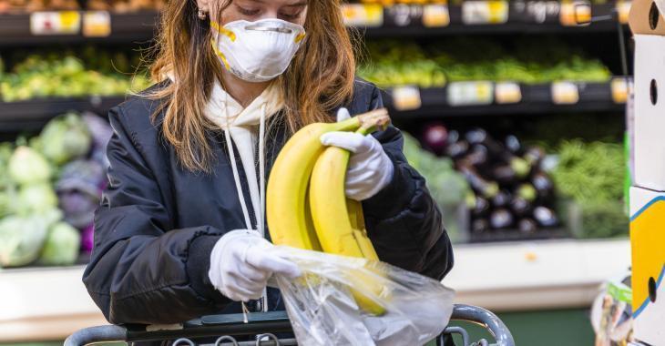 Les experts prévoient une hausse de 4 à 7% du prix du panier d'épicerie.