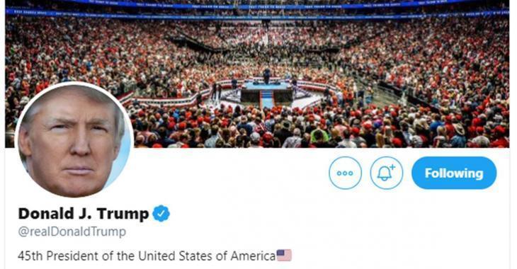 Twitter pourrait suspendre le compte de Donald Trump