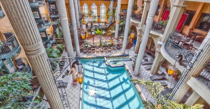 Forfaits soupers et spectacles à l'hôtel Plaza Québec
