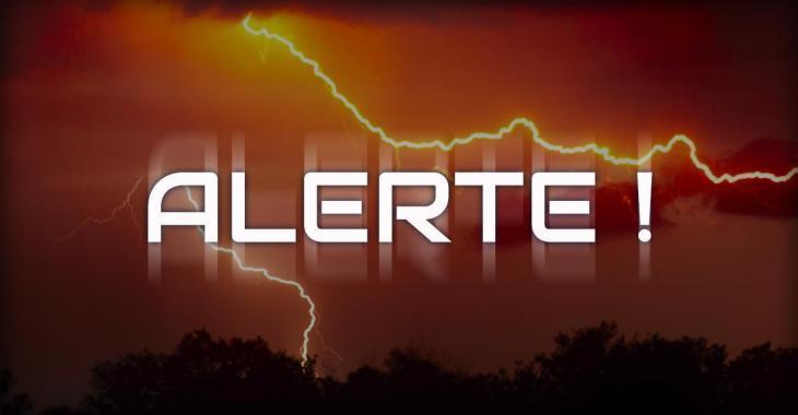 ALERTE: Risque de tornades au Québec ce mercredi soir