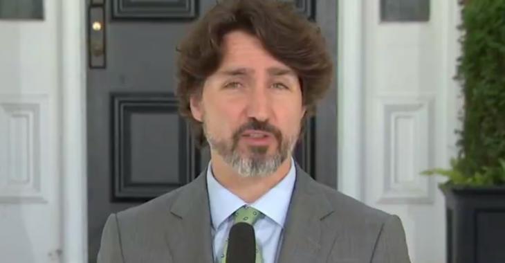 Justin Trudeau dit aux Canadiens de ne pas s'inquiéter avec la PCU